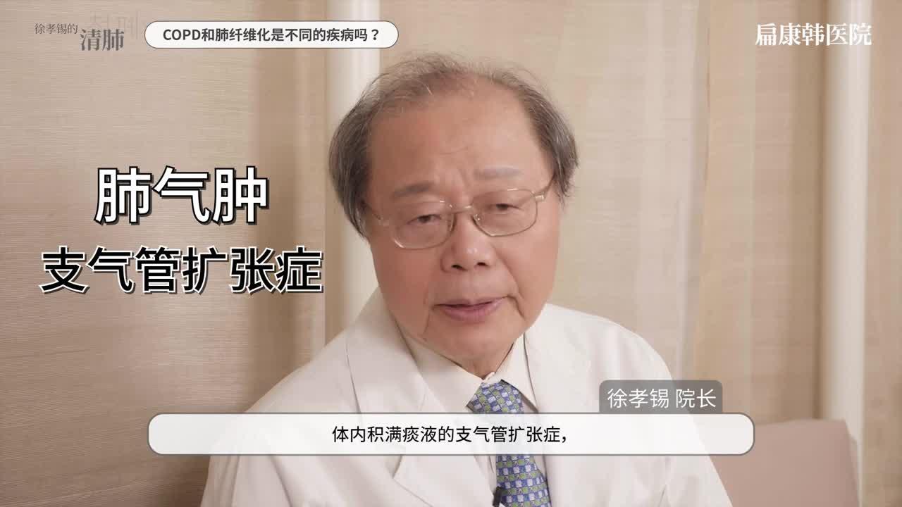 18讲-肺部疾病权威专家徐孝锡讲解!- COPD